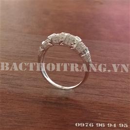 Nhẫn bạc nữ giá rẻ